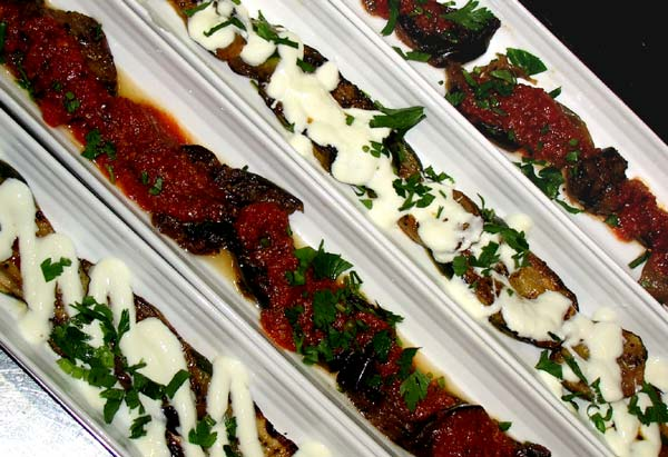 Turkish eggplant dish