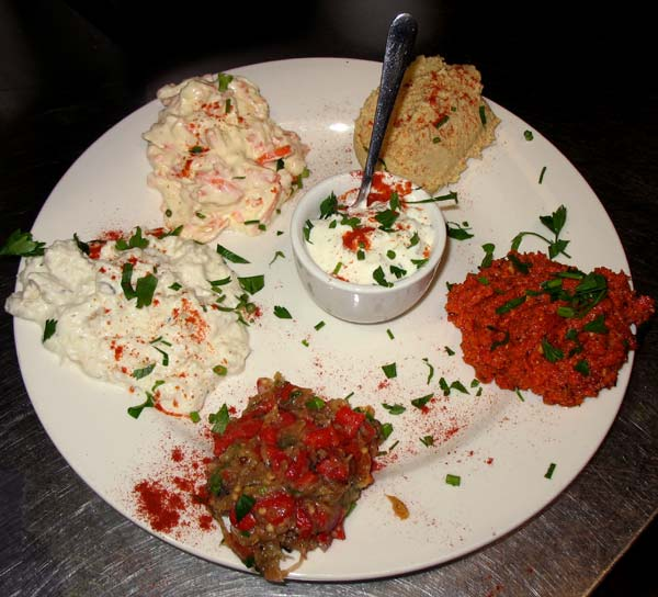 Turkish dips